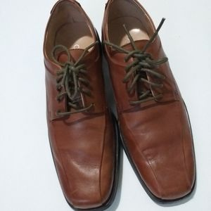 Calvin Klein youth leather Dress shoes